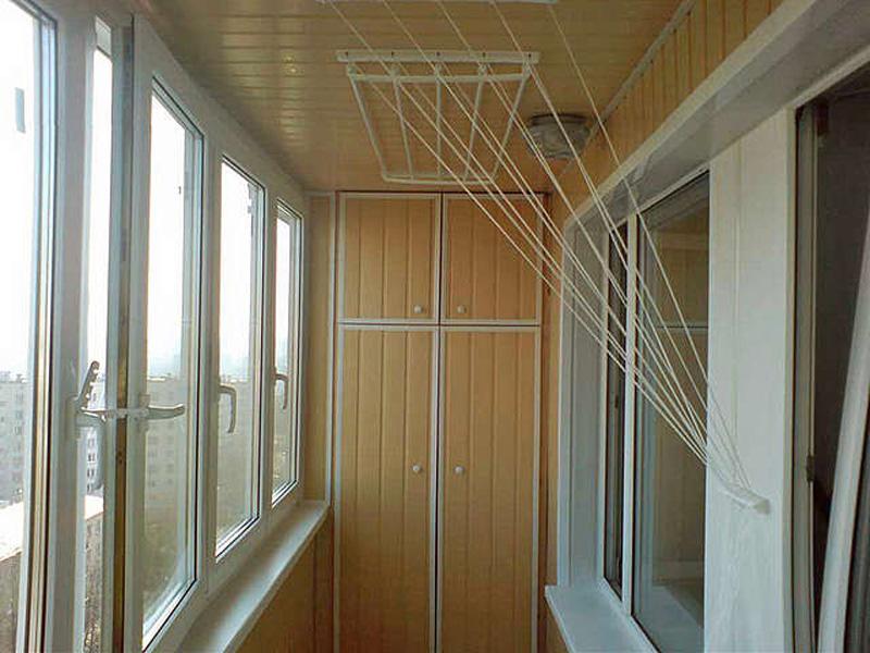 Интересная информация про обшивку балконов.