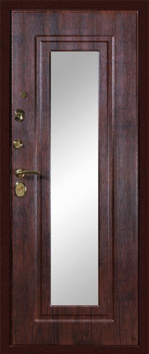 входные двери фрязино зеркало