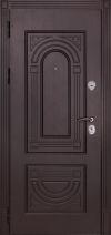 """Входная дверь """"ДИВА"""" МД-31 венге-венге"""