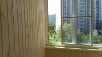 Обшивка балкона во Фрязино