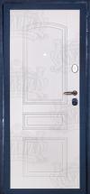 """Входная дверь """"Сударь-3"""" синий Securemme"""