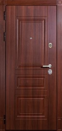 """Входная дверь """"ДИВА"""" МД-33 3 контура"""
