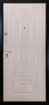 """Входная дверь """"ДИВА"""" МД-32 венге-беленый дуб"""
