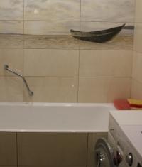 Ремонт ванной комнаты в п. Бахчиванджи