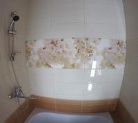 Отделка туалета и ванной ул.Чкаловская д. 5