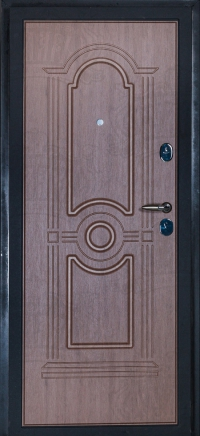 """Входная дверь """"Сударь-3"""" черный Securemme"""