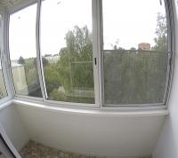 Остекление и отделка балкона г. Щелково-3, ул. Супруна